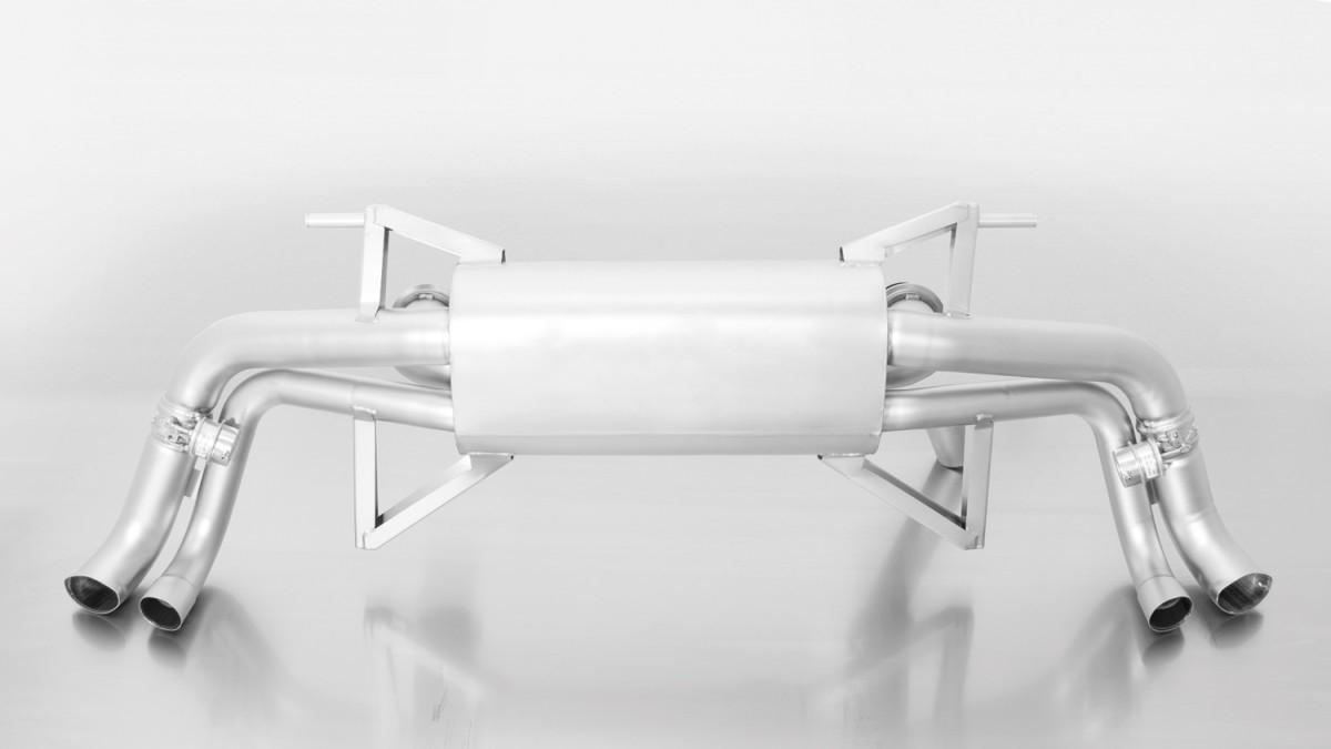 Remus Sportowy układ wydechowy z klapami R8 V10 2015