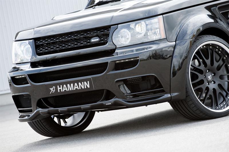 Hamann Przedni zderzak Range Rover Sport 2009
