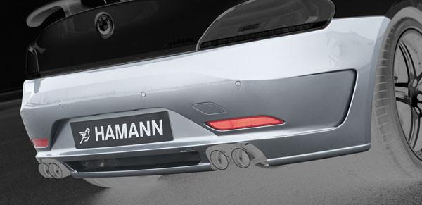 Hamann Tylny zderzak Z4 E89