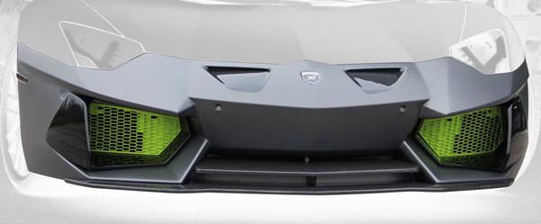 Hamann Przedni zderzak Aventador