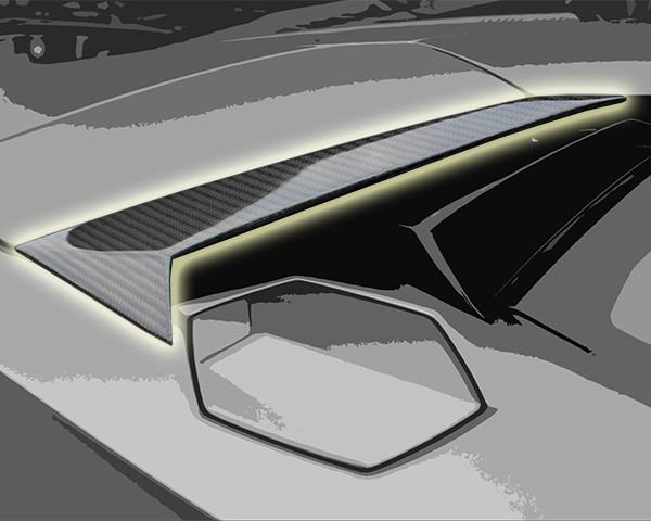 Hamann Boczne wloty powietrza do silnika Aventador