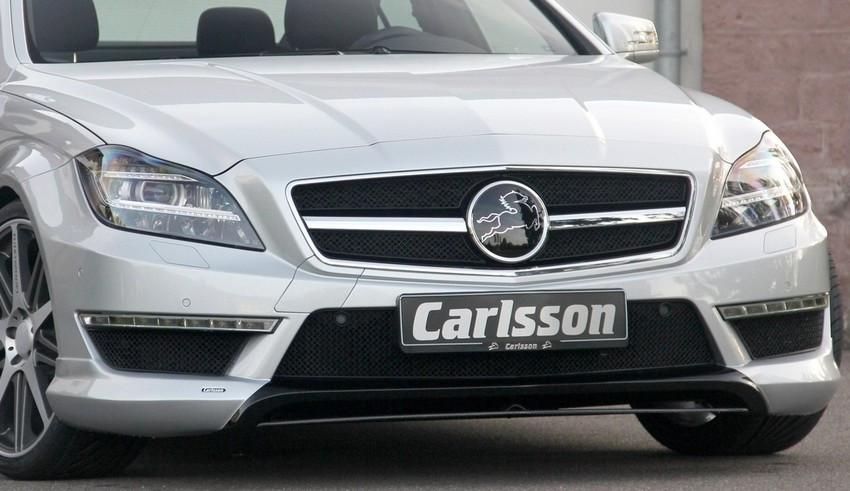 Carlsson Przedni spoiler CLS 63 AMG C218 i X218