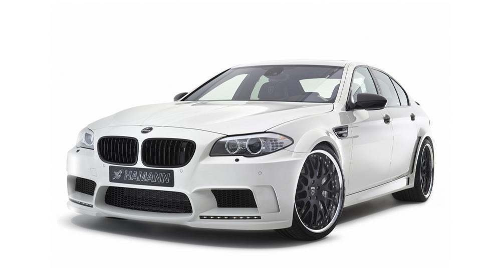 Hamann Widebody - BMW M5 F10