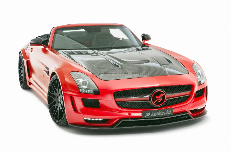 Hamann Pakiet HAWK - SLS AMG Roadster