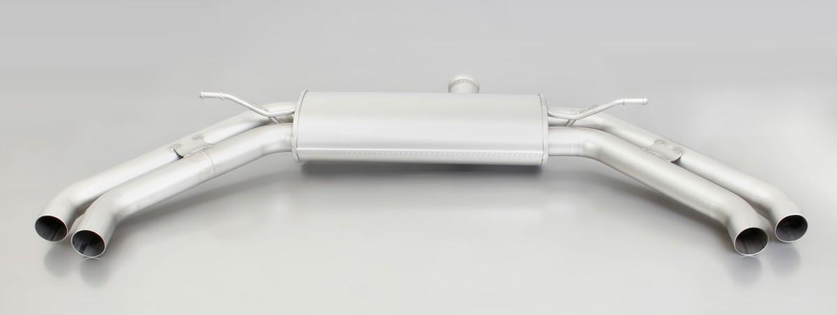 Remus Sportowy układ wydechowy CLA 250 C117 i X117