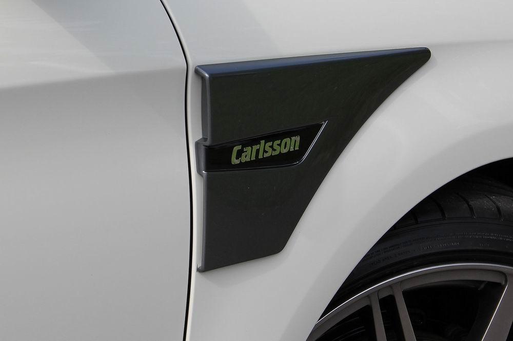 Carlsson Wloty powietrza w nadkolach B W246