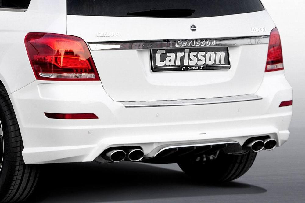 Carlsson Tylna listwa GLK X204