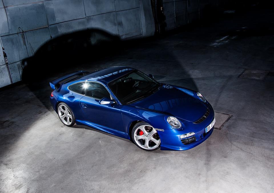 TechArt Maska Carbon 911 997