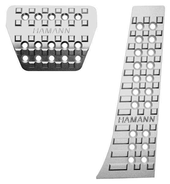 Hamann Pedały X6 E71