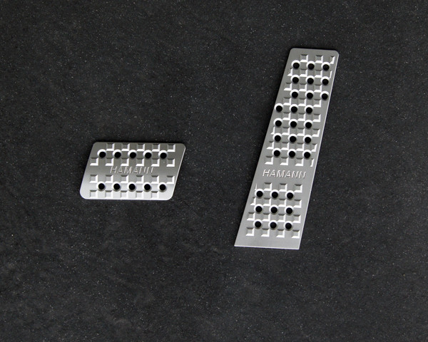 Hamann Aluminiowe nakładki na pedały Panamera
