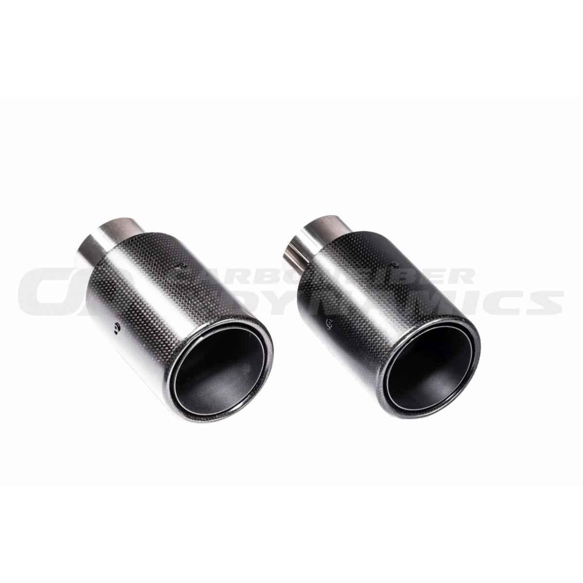 SCOPE Końcówki wydechu 90mm 3 F30, F31 i F34