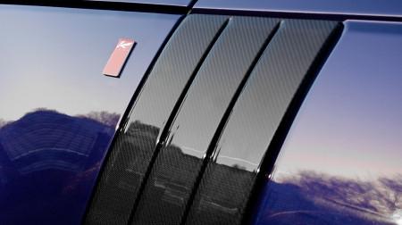 Kahn Carbonowe wloty powietrza Range Rover 2013