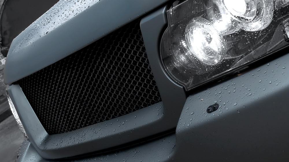 Kahn Przedni grill RS Range Rover 2009