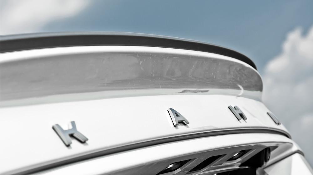 Kahn Tylny spoiler Range Rover 2013