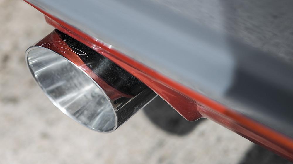 Kahn Sportowy układ wydechowy Range Rover Sport 2013