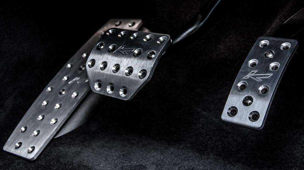 Kahn Aluminiowe pedały Range Rover Sport 2013