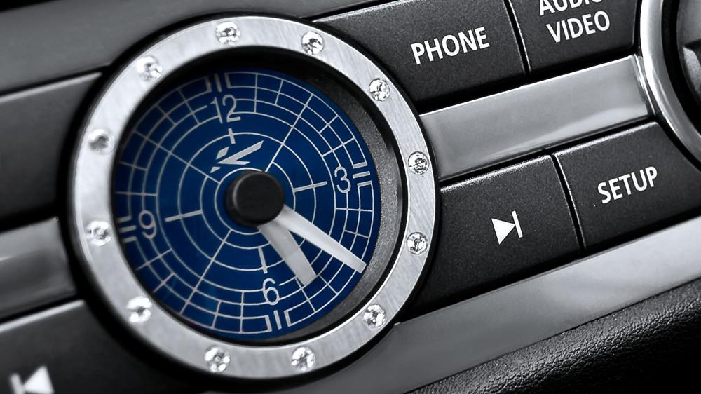 Kahn Zegarek Range Rover Sport 2009