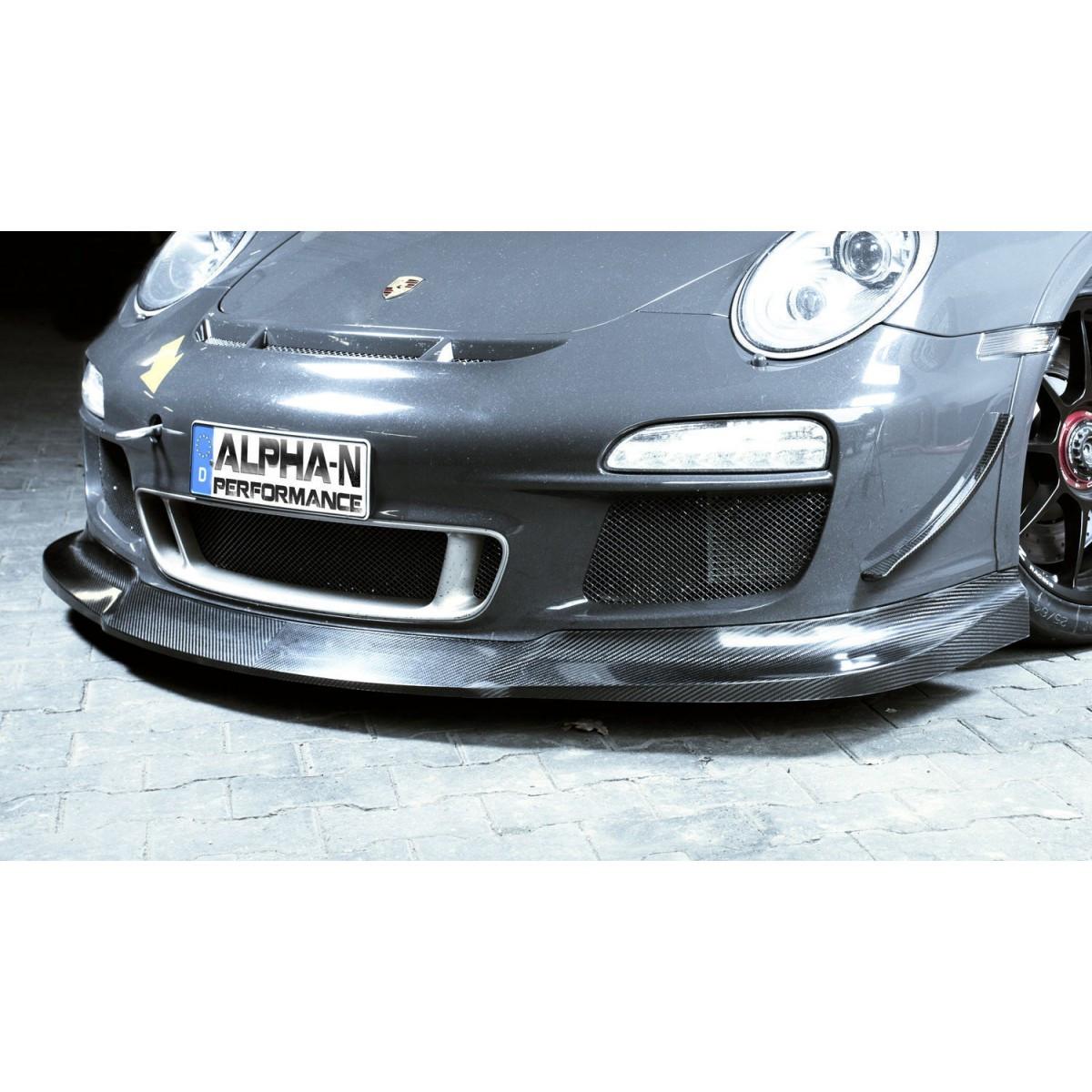 ALPHA-N Przedni spoiler 911 997 GT3 RS