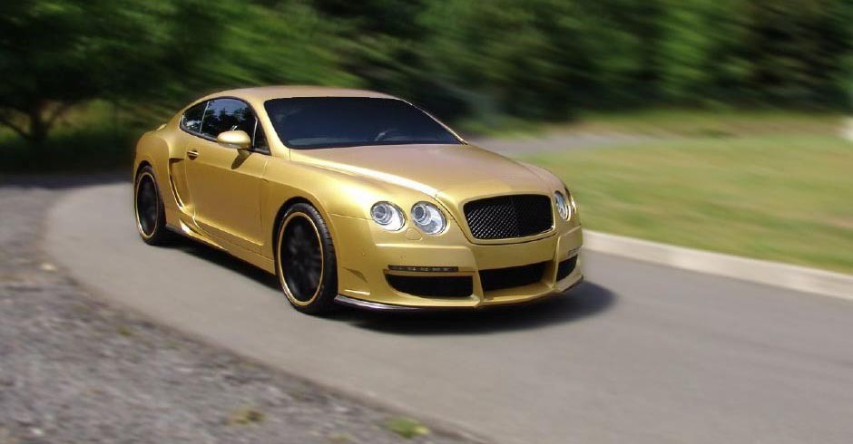 Mansory Le Mansory Continental GT