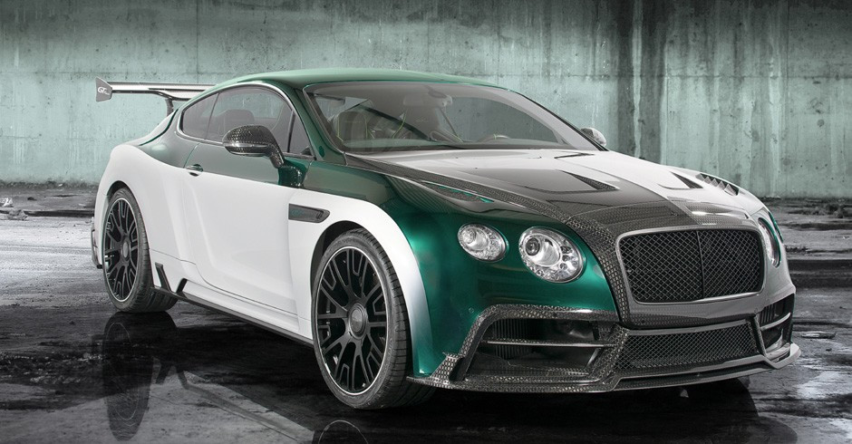 Mansory GT Race Continental GT 2012
