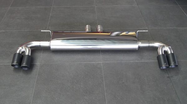 Hamann Sportowy tłumik tylny X6 F16