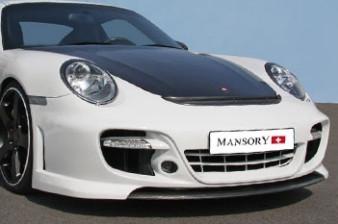 Mansory Przedni zderzak 911 997 Turbo