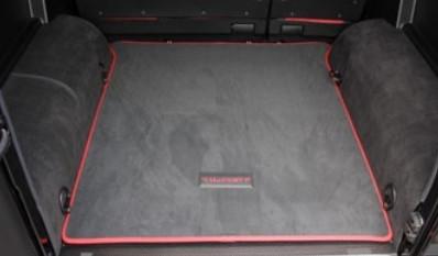 Mansory Wykładzina bagażnika G 4x4 W463
