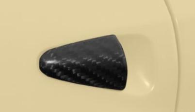 Mansory Klamki 458 Speciale