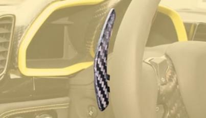 Mansory Manetki biegów 458 Speciale