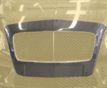Mansory Obramowanie grilla Continental GT, GTC 2012