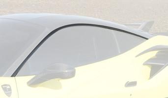 Mansory Obramowanie dachu 488 GTB