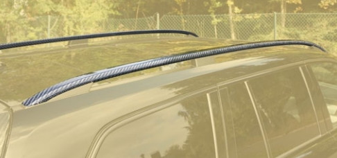 Mansory Relingi dachowe GL X166