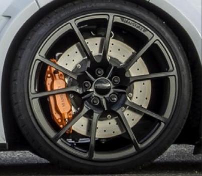 Mansory Kute felgi 458 Speciale