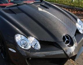 Mansory Maska SLR