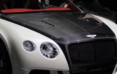 Mansory Maska II Continental GT, GTC 2016