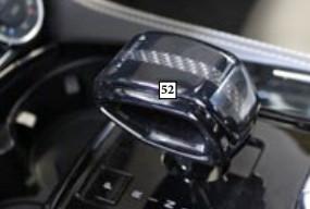 Mansory Dźwignia biegów CLS C218 i X218