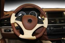 Mansory Sportowa kierownica X5 E70