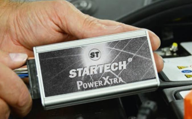 Startech Pakiet mocy Discovery Sport TD4