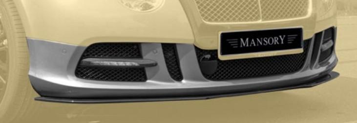 Mansory Przedni zderzak I Continental GT, GTC 2012