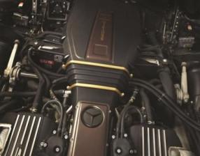 Mansory Obudowa silnika SLR