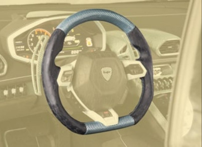 Mansory Sportowa kierownica Huracan