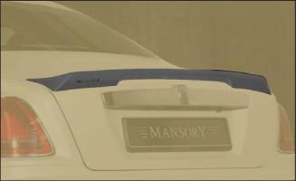Mansory Tylny spoiler Ghost II