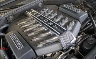 Mansory Pokrywa silnika Ghost II
