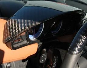 Mansory Obudowa zegarów SLR