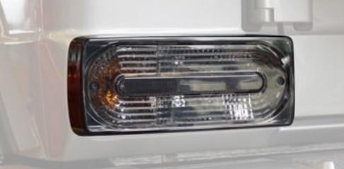 Mansory Tylne światła G 6x6 W463