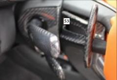 Mansory Manetki biegów MP4-12C