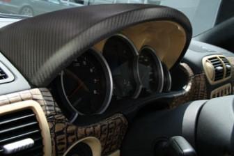 Mansory Obudowa zegarów Cayenne 957 2008