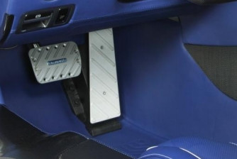 Mansory Pedały SLS AMG