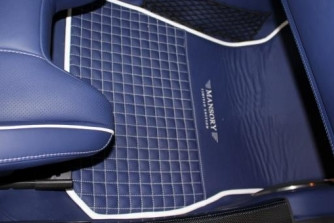 Mansory Dywaniki SLS AMG