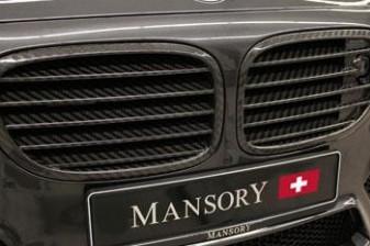 Mansory Grill 7 F01 i F02